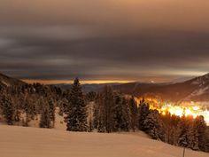 06.02.2015 - Abendstimmung @ Turracher Höhe, Gurktaler Alpen (KTN)