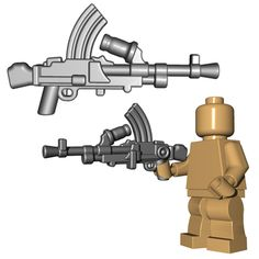 Spartans Space Marines NEW Brickarms XMS SHOTGUN for Mini-figures