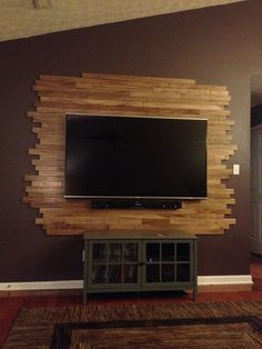 Wood TV Wall Mount Ideas for Living Room, Awesome Place of Television, nihe and chic designs, modern decorating ideas