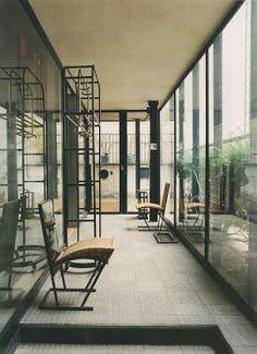 Dream House: La Maison de Verre - Hollister Hovey