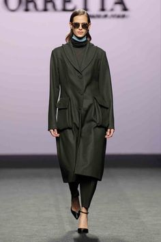 Mercedes Benz Fashion Week: Roberto Torretta Otoño-Invierno 2017/18