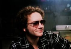 Steven Hyde (That 70s Show) - the only person who can make jerry curls sexy and get away with wearing sunglasses indoors:)