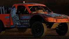 Crandon, WI Torc Racing 2012. TORC is the premier off-road short course truck racing series in North America.  AMSOIL Dominator Synthetic racing oil and gear oil.  Like this photo. #TORC #Truck racing