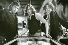 pinball, San Francisco, 1977