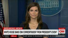 New President, Running For President, Kaitlan Collins, Ask Mr, White House Correspondents, Oval Office, Career Ideas, Rose, Garden