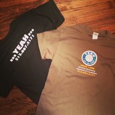 Shirts we designed and printed for Yeah I can Do That, a Cincinnati based small business.