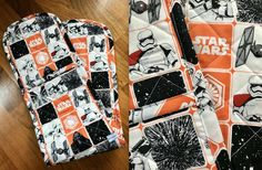 Diary of a Chain Stitcher: Star Wars Oven Gloves