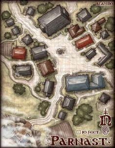 Image of Village of Parnast (Player Version Digital Download)