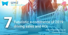 7 Futuristic e-commerce of 2019 driving sales and ROI - Whiz Solutions Knowledge Graph, Brand Innovation, Cross Selling, Social Behavior, Customer Experience, App Development, Real People, Futuristic, Mobile App