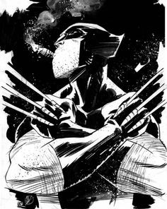 Wolverie by Matteo Scalera *