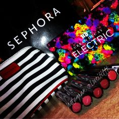 We're loving loveiiittt's #SephoraHaul. Tag yours with #SephoraHaul for a chance to be featured on our board! #Sephora