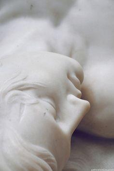 """artschoolglasses: """" Abel Mort, by Emile Feugere des Forts Musee d'Orsay, Paris """""""