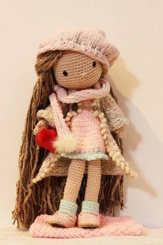Chica de invierno.