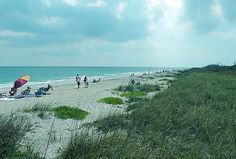 There are miles and miles of pristine beaches on Hutchinson Island that are easily accessible from almost three dozen pocket parks along State Road A1A.