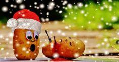 Lustige Weihnachtsbilder Kartoffel