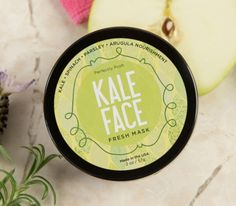 Perfectly Posh Kale Face - Feed your face with Vitamin K mask.  www.poshrevolution.com