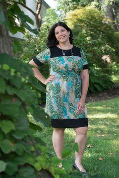 #GwynnieBee member @jensader in a Flor dress