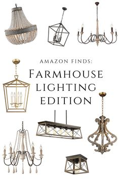 The current farmhouse design isn't only for rooms. The farmhouse design entirely reflects the entire style of the house and the family tradition also. It totally reflects the entire style… Farmhouse Light Fixtures, Farmhouse Chandelier, Rustic Chandelier, Chandeliers, Outdoor Farmhouse Lighting, Cottage Lighting, Farmhouse Design, Farmhouse Style, Farmhouse Decor