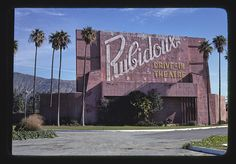 Rubidoux Drive-in Theater, Mission Boulevard