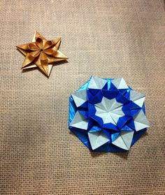 PaperPatty: Origami Stars