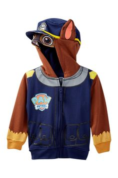 FREEZE | Paw Patrol Chase Costume Hoodie (Toddler Boys) | Nordstrom Rack