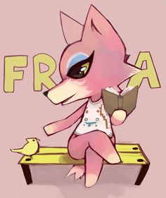 Freya - animal crossing