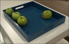 Apples as Retail Still Life – Fixtures Close Up Be Still, Still Life, Retail Merchandising, Wood Tray, Trays, Apple, Fruit, Food, Home Decor