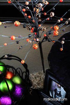 Halloween Decorations - Halloween Tree