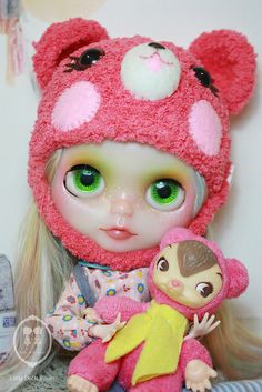 Custom Commissions Blythe Doll 2014. | Flickr - Photo Sharing!