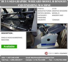 Graphic Whizard Model R Printing Press, Printer, It Is Finished, Model, Printers, Scale Model, Models, Mockup