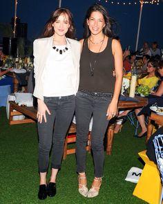 Dakota Johnson at Rebecca Minkoff's Collection Launch -June 25, 2013