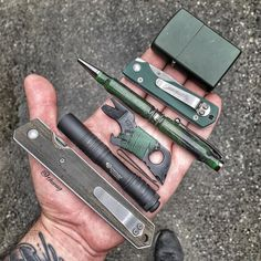 Pocket Dump Patrol