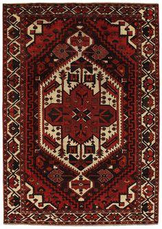 Afshar - Sirjan Persian Carpet 304x215