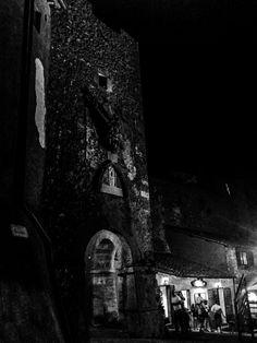 Capalbio - Tuscany -Italy. a night vision (2014)