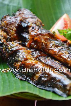 Diah Didi's Kitchen: Lele Bakar