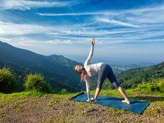 Last van astma? Ook dan is yoga goed!