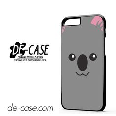 Koala Face For Iphone 6 Iphone 6S Iphone 6 Plus Iphone 6S Plus Case Phone Case Gift Present YO
