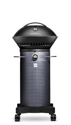 "Designed in California by former Apple Chief Designer Robert Brunner and winner of Vesta's Best Gas BBQ & Spark Design Award Heats to 500F in just 5 mins; 21"" heavy-duty 15lb porcelain-enamel cast iro"