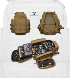 SpecOps.PL PRM-1 medical pack. -- Wow, I need to find more info on this pack!