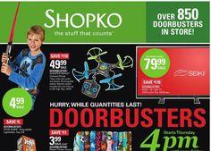 Shopko Black Friday 2015 Deals Released - View Ad Printout  #blackfriday #shopko http://gazettereview.com/2015/11/shopko-black-friday-2015-deals-ad-printout/
