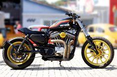 Harley Davidson News – Harley Davidson Bike Pics Scrambler Moto, Sportster Cafe Racer, Harley Davidson Scrambler, Custom Sportster, Sportster 883, Harley Bobber, Cafe Racer Bikes, Harley Davidson Street, Harley Davidson Bikes