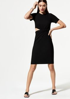 The Best T-Shirt Dresses of Spring 2017 | StyleCaster
