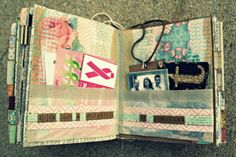 Contessa Art and Junque Journal: Pocketful of Sunshine