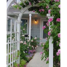 Волшебство арки #дача #дом #дизайн #декор #идея #Fazzenda