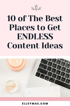 I'm here to tell you how you can get content ideas effortlessly, all day, every day. Not only that, but content that's inspired by your ideal clients and will attract your ideal clients. #ContentCreation #AttractClients Business Marketing, Business Tips, Marketing And Advertising, Online Business, Advertising Strategies, Marketing Strategies, Love Your Life, Boss Babe, To Tell