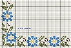 1 million+ Stunning Free Images to Use Anywhere Cross Stitch Boarders, Cross Stitch Letters, Cross Stitch Rose, Cross Stitch Flowers, Cross Stitch Charts, Cross Stitch Designs, Cross Stitching, Cross Stitch Embroidery, Embroidery Patterns