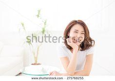 Living Room And Korean Women 스톡 사진, 이미지 및 사진 | Shutterstock