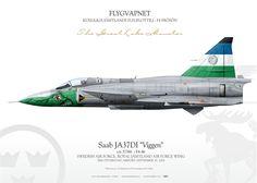 SWEDISH AIR FORCE . FLYGVAPNET KUNGLIGA JÄMTLANDS FLYGFLOTTILJ - F4 FRÖSÖNROYAL JÄMTLAND AIR FORCE WINGÅRE ÖSTERSUND AIRPORT. SEPTEMBER 30, 2004