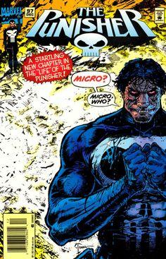 The Punisher #97 - The Devil's Secret Name (Issue)