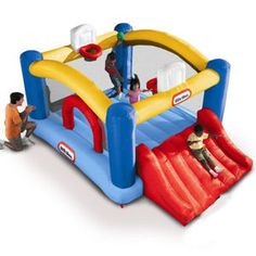 gonna buy something like this for summer  for jake when brads gone im sure it will  keep him busy